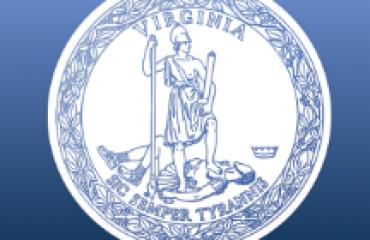 Governor of VA Seal