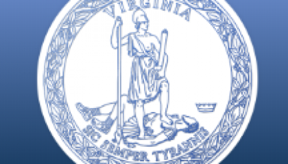 Governor of VA Seal